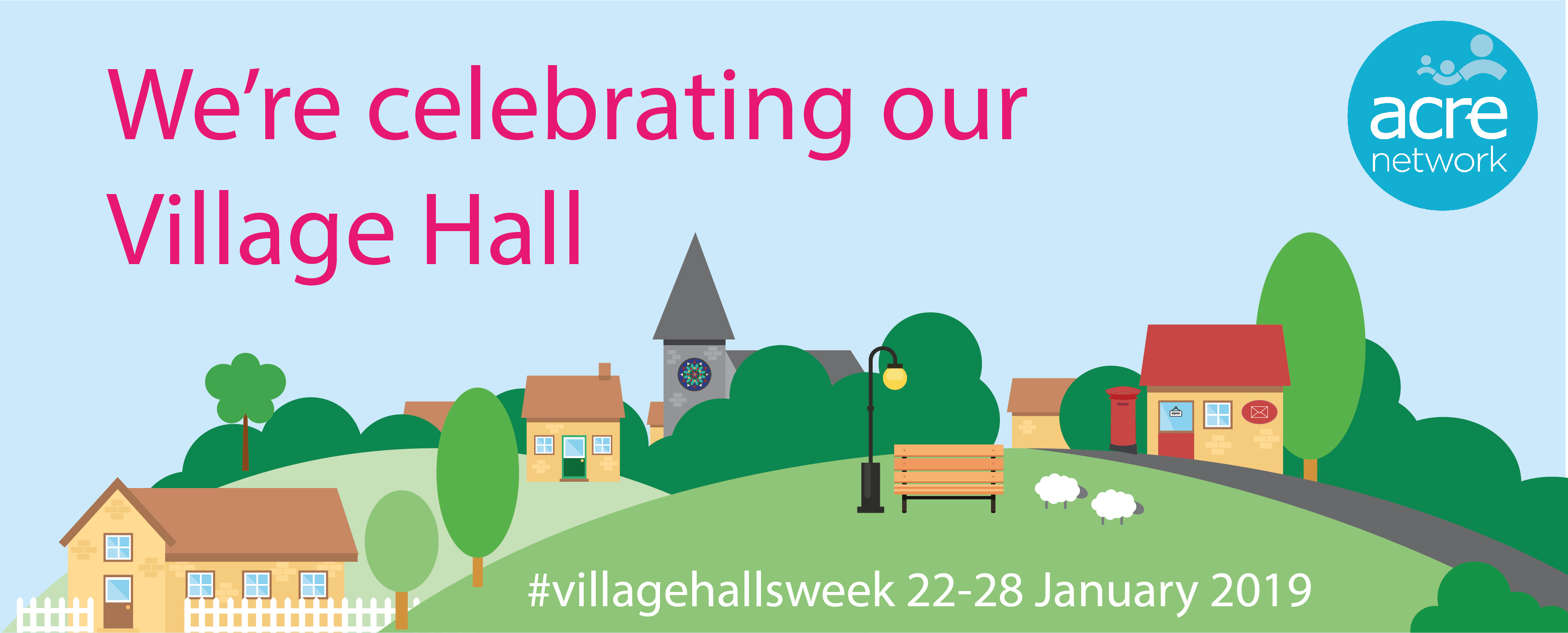 Village Hall & Community Venue Annual Conference 2019