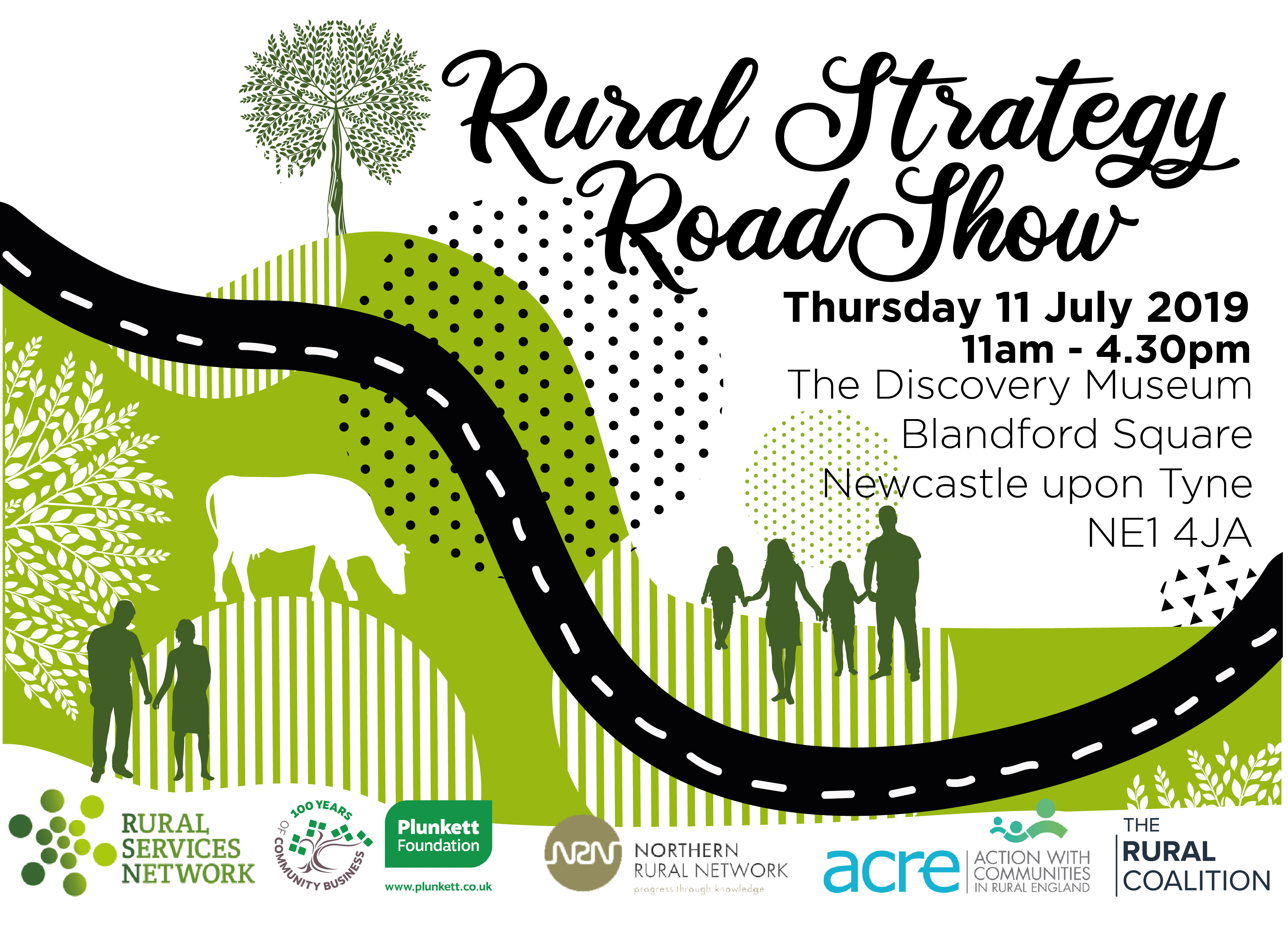 IT'S TIME FOR A RURAL STRATEGY:  A NATIONAL FRAMEWORK WITH LOCAL DELIVERY – NEWCASTLE REGIONAL ROADSHOW