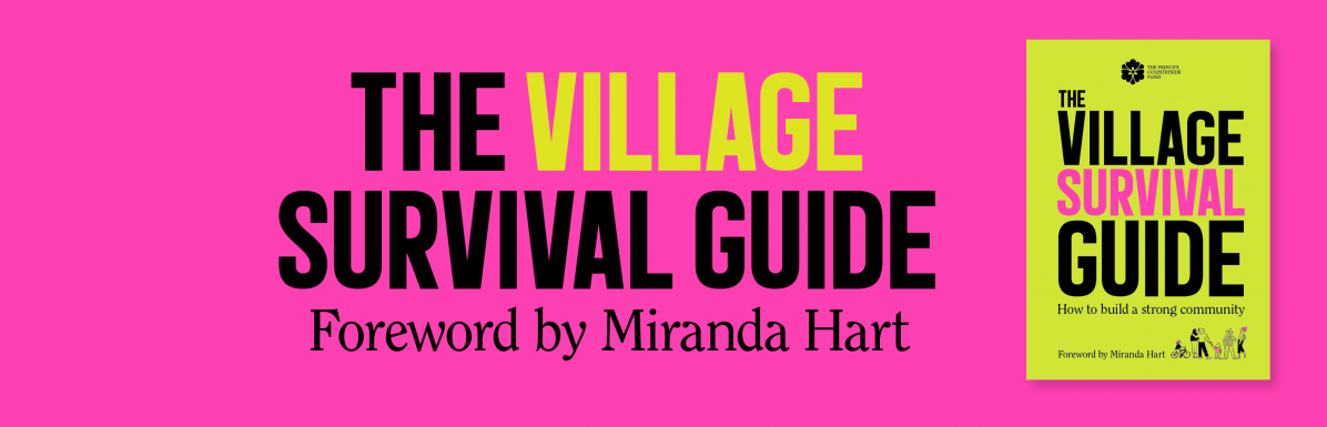 The Village Survival Guide from The Prince's Countyside Fund
