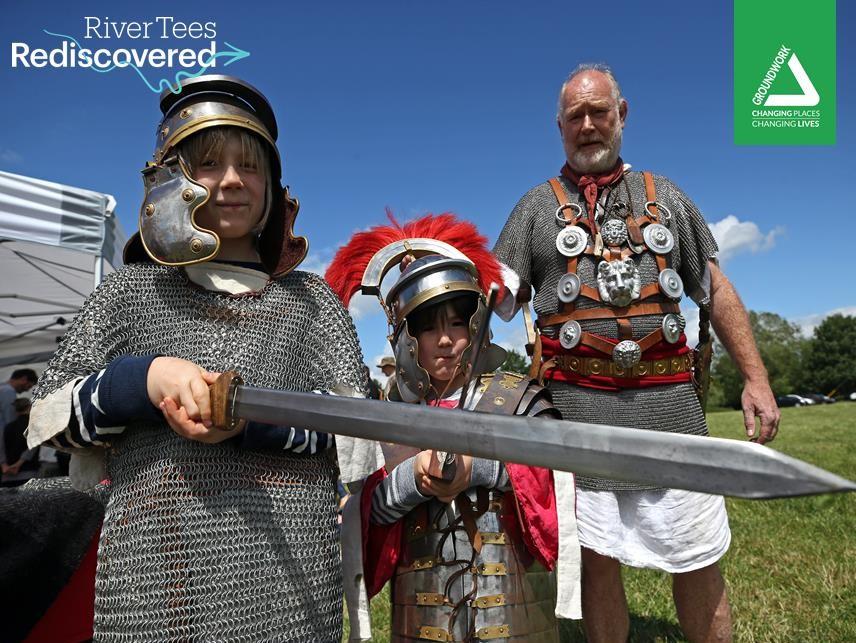 River Tees Discovered Heritage Festival – Piercebridge Saturday 17th August 11am-4pm