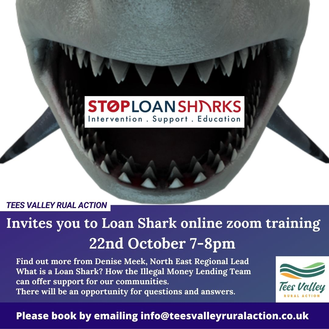 Stop Loan Shark Training