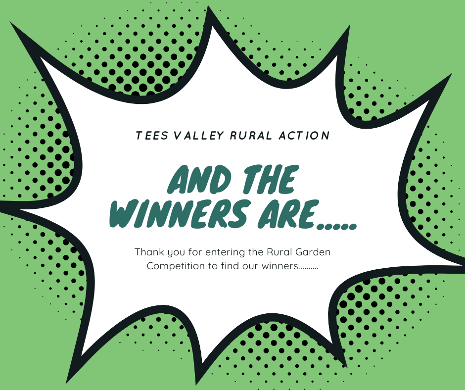 Tees Valley Rural Action Rural Garden Competition Winners Announced