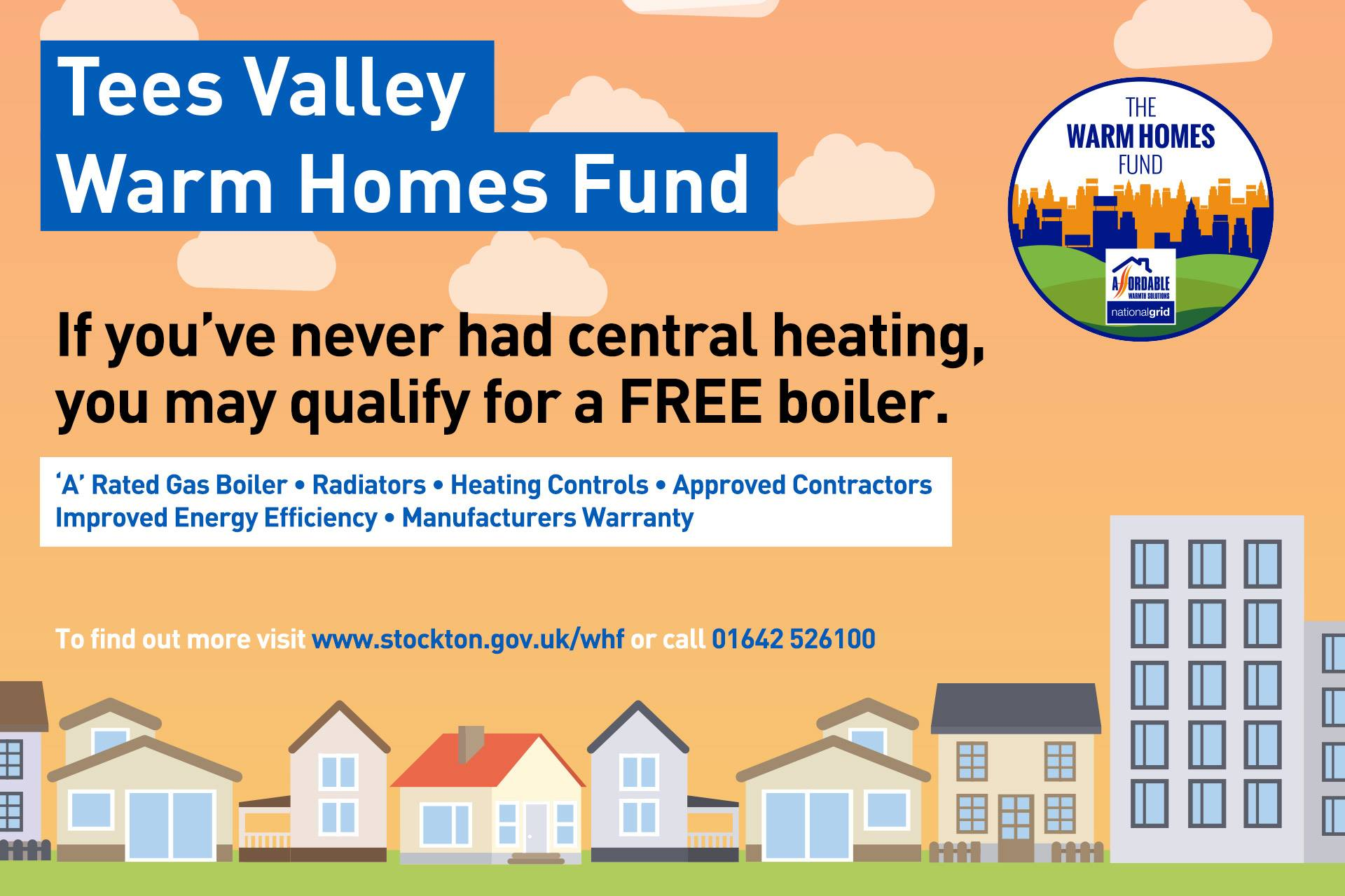Tees Valley Warm Homes Fund