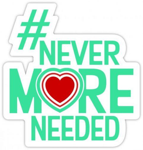Charities and voluntary organisations are #NeverMoreNeeded
